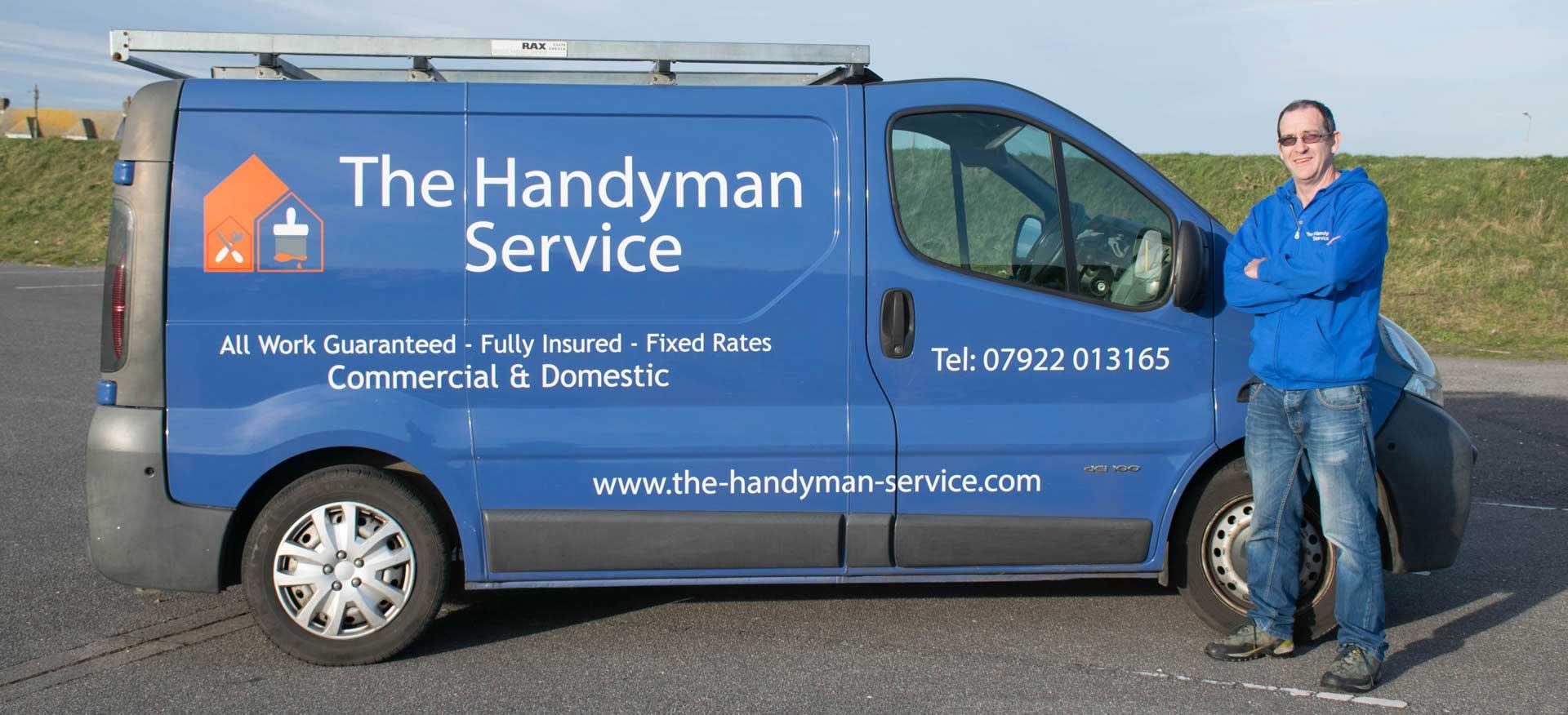 Bournemouth & Poole Handyman Service